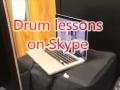 Drum Lessons on Skype