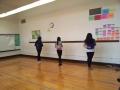 7th grade, IAMS, Hip Hop, Dance class