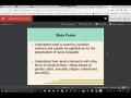 Sharing Online PowerPoint Presentation