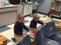 """15-16 Ms. Hager's 1st grade class """"Valentine"""" by Lindsay Jervis"""