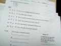 Formation of Soil foldable quiz C11-20 bonus