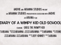 Diary of a Wimpy Kid: Old School - Book Trailer