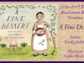 Texas Bluebonnet Award Nominee book A Fine Dessert by Emily Jenkins, Illustrated by Sophie Blackall