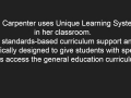 Lauri Carpenter & How She Uses Unique Learning Systems