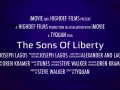 The Sons of Liberty book trailer