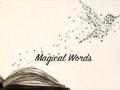 Magical Words by Elizabeth Peprah