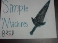 8 Red Simple Machines