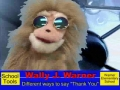 """Wally J. Warner Part One  - Different ways to say """"Thank You"""""""