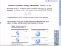 Rotational Dynamics, Energy, and Momentum Lesson