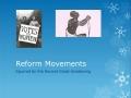 Abolitionist Reform Movement