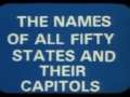 Animaniac's 50 states and their capitals song.