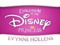 Evolution of the Disney Princess