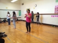 5th grade, contemporary, dance class, IAMS