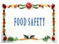How can we handle the food safety