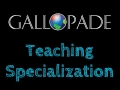 ClickBook Lesson Snippet: Teaching Specialization Trailer