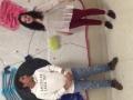 Sarah, Jesse and Alexis lysosome