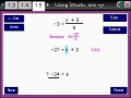 Using Structure to Solve Equations [TI Building Concepts Preview Video]