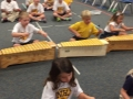 "15-16 Ms. Kelsey's kindergarten's class ""I'm Gonna Build a House"" by Duppont/Hiller"