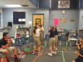 "15-16 Ms. Farina's 4th grade class ""Make Your Own Shoemaker's Dance"" group 7"