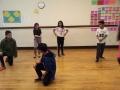 5th grade, hip hop dance, dance class, IAMS