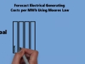 Forecasting Solar Energy Costs Using Moores Law