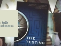 The Testing Book Trailer