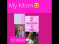 My Mom by Morgan