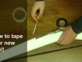 How to tape your rifle in 10 steps - How to color guard