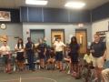 "15-16 Ms. Dickey's (Ms. Danley) 5th grade class ""Li'l Liza Jane"" chimes"