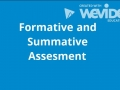 Formative and Summative Assesment