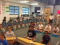 "15-16 Ms. Mickel's (Ms. Hubner) 4th grade class ""Balafon"" by Walt Hampton"