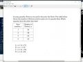 Finding Linear Equation from a Table Part 1 of 3