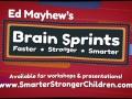 Ed Mayhew's Brain Sprints - Math Method - Introduction Part 2 - Teachers & Students