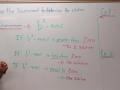 Algebra 1B Lesson 13 Use the Discriminant to Determine  the Solutions