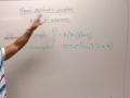 Algebra 1B Lesson 17 Graph Quadratic Equations using X Intercepts Part1