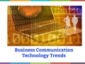 Business Communication Technology Trends