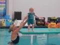18 Months Old Baby Loves To Jump in Pool & Swim: Watersafe Swim School