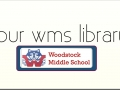 8th grade library orientation 2016