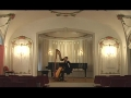 #15 Canon in D Johann Pachelbel on pedal harp, performed by John Manno