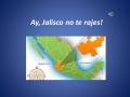 Aye, Jalisco! (vocals)