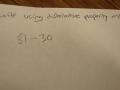 GCF Using Distributive Property example 3
