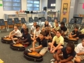 "16-17 Ms. Montigny's (Ms. Gebhardt) 3rd grade class ""The Wheels on the Bus"" on autoharp"
