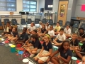 """16-17 Ms. Montigny's (Ms. Gebhardt) 3rd grade class """"Musette"""" by J.S. Bach from KidStix by Almeida"""
