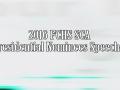 2016-2017 FCHS SCA Presidential Speeches