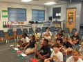 "16-17 Ms. Farinas' 4th grade class ""Musette"" by J.S. Bach, from KidStix by Almeida"