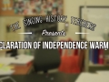 Declaration of Independence Warm up Activity