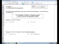 4.4 Solving Multi-Step Inequalities