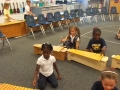 """16-17 Ms. Draizin's kindergarten class """"The Ship"""" by Lynn Kliner"""