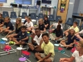 """16-17 Ms. Dickey's 5th grade class """"Musette"""" by J.S. Bach, from KidStix by Almeida"""