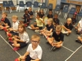 "16-17 Ms. Milton's 1st grade class ""Rain on the Green Grass"" by Dupont/Hiller"